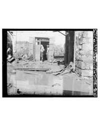 Flood-war Damage, Photograph 14011V by Library of Congress